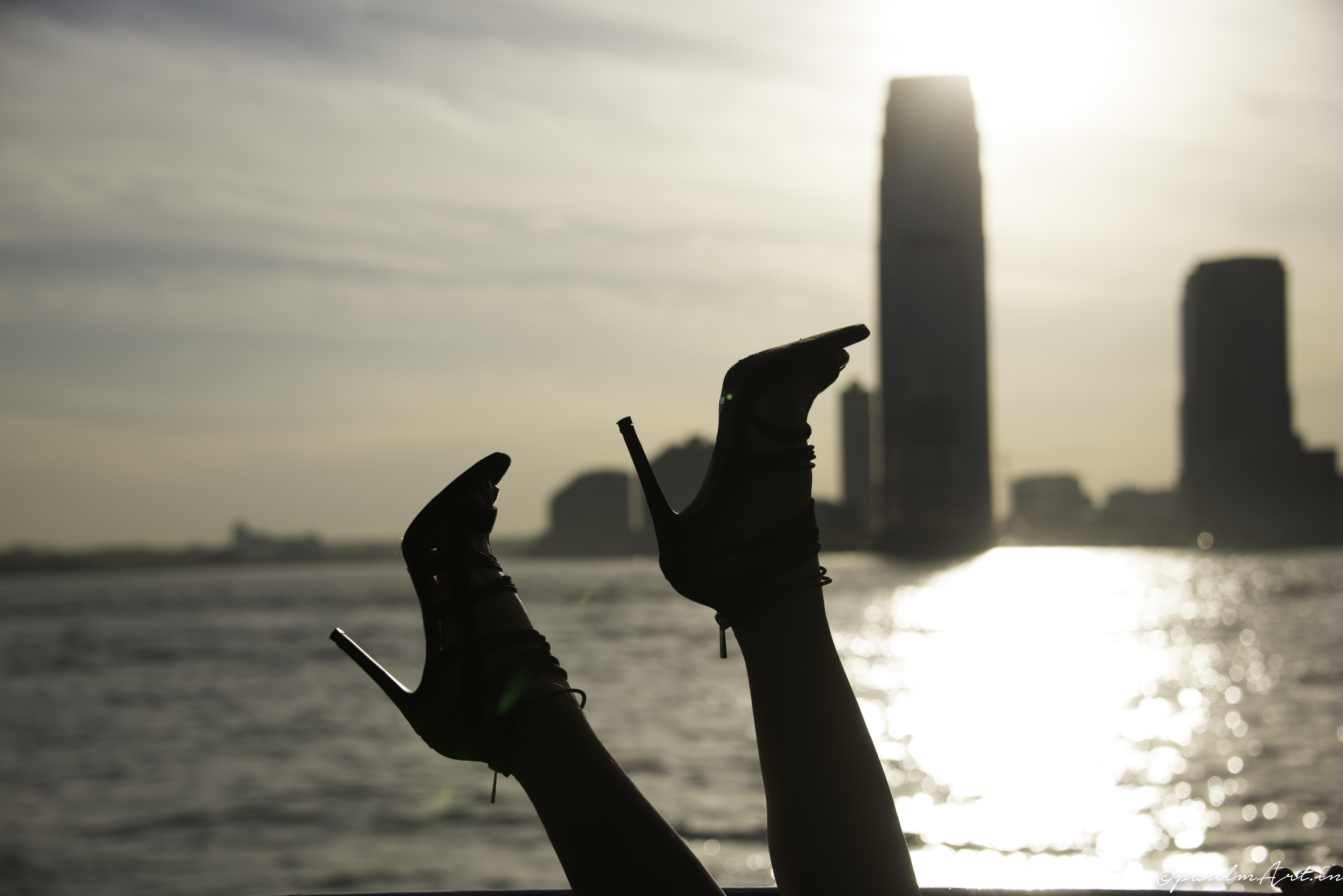 heels chun