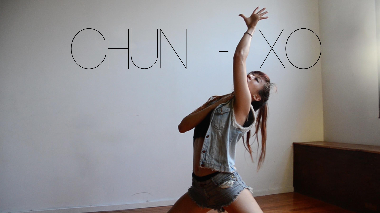 dance solo cover chun