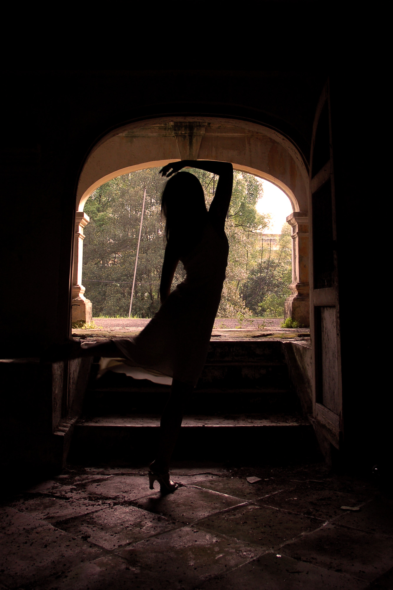 dancing from dawn till dusk